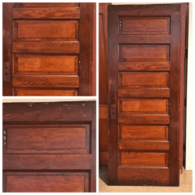 Vintage 6 Panel Door & Doors Archives | Out of the Box