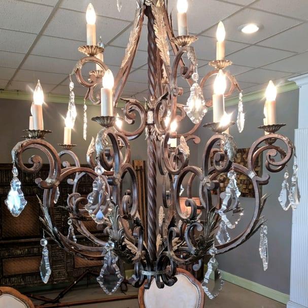 Fine Art Lamps Stile Bellagio 15 Light