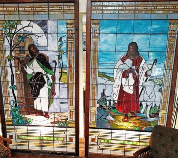 Church Windows Full Picture